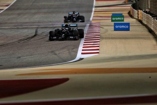 Valtteri Bottas (FIN) Mercedes AMG F1 W11. 05.12.2020. Formula 1 World Championship, Rd 16, Sakhir Grand Prix, Sakhir, Bahrain, Qualifying Day. - www.xpbimages.com, EMail: requests@xpbimages.com © Copyright: Moy / XPB Images