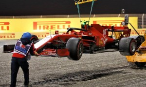 Leclerc says first lap gains justified Sakhir aggression