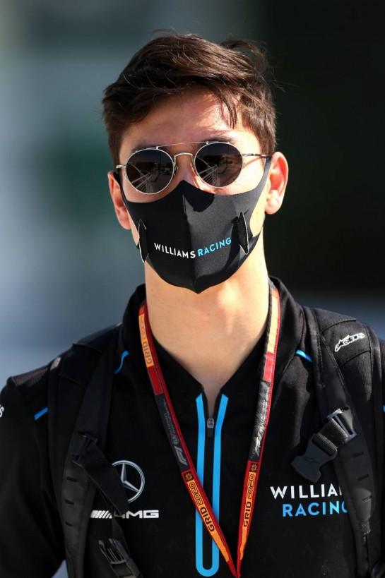 Jack Aitken (GBR) / (KOR) Williams Racing. 10.12.2020. Formula 1 World Championship, Rd 17, Abu Dhabi Grand Prix, Yas Marina Circuit, Abu Dhabi, Preparation Day. - www.xpbimages.com, EMail: requests@xpbimages.com © Copyright: Moy / XPB Images