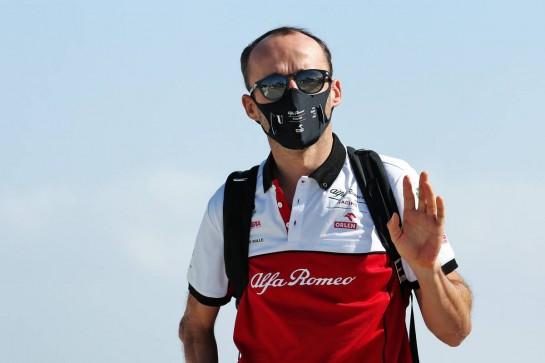 Robert Kubica (POL) Alfa Romeo Racing Reserve Driver. 11.12.2020. Formula 1 World Championship, Rd 17, Abu Dhabi Grand Prix, Yas Marina Circuit, Abu Dhabi, Practice Day. - www.xpbimages.com, EMail: requests@xpbimages.com © Copyright: Batchelor / XPB Images