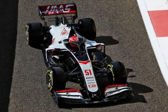 Pietro Fittipaldi (BRA) Haas VF-19. 11.12.2020. Formula 1 World Championship, Rd 17, Abu Dhabi Grand Prix, Yas Marina Circuit, Abu Dhabi, Practice Day. - www.xpbimages.com, EMail: requests@xpbimages.com © Copyright: Batchelor / XPB Images