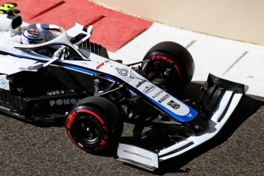 Nicholas Latifi (CDN) Williams Racing FW43. 11.12.2020. Formula 1 World Championship, Rd 17, Abu Dhabi Grand Prix, Yas Marina Circuit, Abu Dhabi, Practice Day. - www.xpbimages.com, EMail: requests@xpbimages.com © Copyright: Batchelor / XPB Images