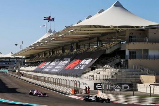 Valtteri Bottas (FIN) Mercedes AMG F1 W11. 11.12.2020. Formula 1 World Championship, Rd 17, Abu Dhabi Grand Prix, Yas Marina Circuit, Abu Dhabi, Practice Day. - www.xpbimages.com, EMail: requests@xpbimages.com © Copyright: Batchelor / XPB Images