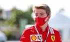 Robert Shwartzman (RUS) Ferrari Academy Driver. 11.12.2020. Formula 1 World Championship, Rd 17, Abu Dhabi Grand Prix