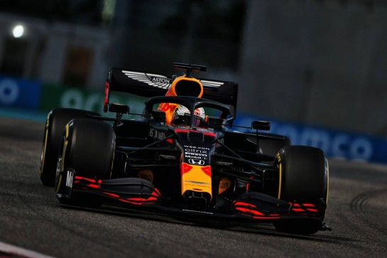 Max Verstappen (NLD) Red Bull Racing RB16. 11.12.2020. Formula 1 World Championship, Rd 17, Abu Dhabi Grand Prix, Yas Marina Circuit, Abu Dhabi, Practice Day. - www.xpbimages.com, EMail: requests@xpbimages.com © Copyright: Moy / XPB Images