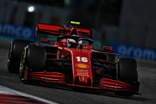 Charles Leclerc (MON) Ferrari SF1000. 11.12.2020. Formula 1 World Championship, Rd 17, Abu Dhabi Grand Prix, Yas Marina Circuit, Abu Dhabi, Practice Day. - www.xpbimages.com, EMail: requests@xpbimages.com © Copyright: Moy / XPB Images