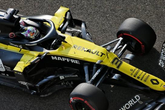Daniel Ricciardo (AUS) Renault F1 Team RS20. 12.12.2020. Formula 1 World Championship, Rd 17, Abu Dhabi Grand Prix, Yas Marina Circuit, Abu Dhabi, Qualifying Day. - www.xpbimages.com, EMail: requests@xpbimages.com © Copyright: Moy / XPB Images