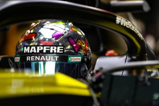 Daniel Ricciardo (AUS) Renault F1 Team RS20. 12.12.2020. Formula 1 World Championship, Rd 17, Abu Dhabi Grand Prix, Yas Marina Circuit, Abu Dhabi, Qualifying Day. - www.xpbimages.com, EMail: requests@xpbimages.com © Copyright: Charniaux / XPB Images