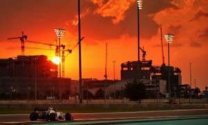 Abu Dhabi GP: Saturday's action in pictures