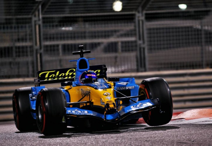 Alonso reveals competitive spirit