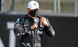Bottas in no rush to discuss next Mercedes contract