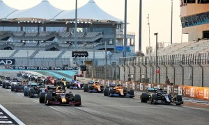 F1i's Driver Ratings for the 2020 Abu Dhabi GP