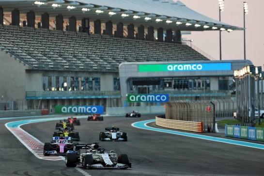 Daniil Kvyat (RUS) AlphaTauri AT01. 13.12.2020. Formula 1 World Championship, Rd 17, Abu Dhabi Grand Prix, Yas Marina Circuit, Abu Dhabi, Race Day. - www.xpbimages.com, EMail: requests@xpbimages.com © Copyright: Batchelor / XPB Images