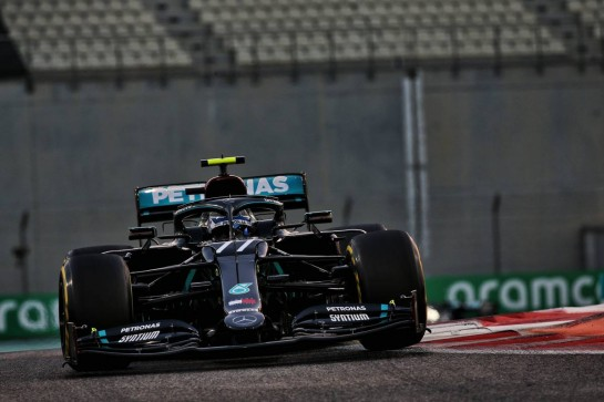 Valtteri Bottas (FIN) Mercedes AMG F1 W11. 13.12.2020. Formula 1 World Championship, Rd 17, Abu Dhabi Grand Prix, Yas Marina Circuit, Abu Dhabi, Race Day. - www.xpbimages.com, EMail: requests@xpbimages.com © Copyright: Batchelor / XPB Images