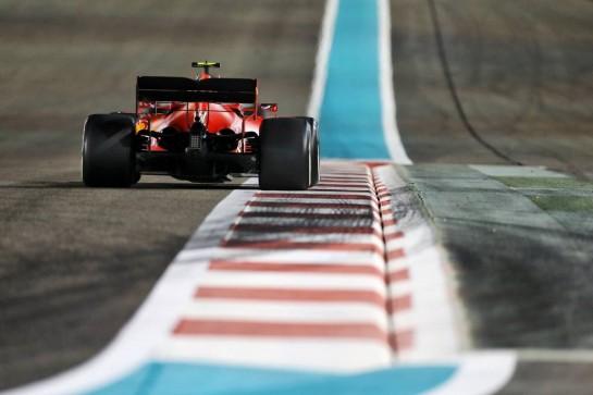 Charles Leclerc (MON) Ferrari SF1000. 13.12.2020. Formula 1 World Championship, Rd 17, Abu Dhabi Grand Prix, Yas Marina Circuit, Abu Dhabi, Race Day. - www.xpbimages.com, EMail: requests@xpbimages.com © Copyright: Moy / XPB Images