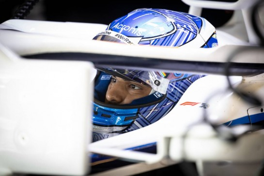 Roy Nissany (ISR) Williams Racing FW43 Test Driver. 15.12.2020. Formula 1 Testing, Yas Marina Circuit, Abu Dhabi, Tuesday. - www.xpbimages.com, EMail: requests@xpbimages.com © Copyright: Bearne / XPB Images