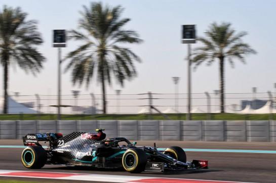 Stoffel Vandoorne (BEL) Mercedes AMG F1 W11 Reserve Driver. 15.12.2020. Formula 1 Testing, Yas Marina Circuit, Abu Dhabi, Tuesday. - www.xpbimages.com, EMail: requests@xpbimages.com © Copyright: Batchelor / XPB Images