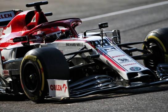 Robert Kubica (POL) Alfa Romeo Racing C39 Reserve Driver. 15.12.2020. Formula 1 Testing, Yas Marina Circuit, Abu Dhabi, Tuesday. - www.xpbimages.com, EMail: requests@xpbimages.com © Copyright: Batchelor / XPB Images
