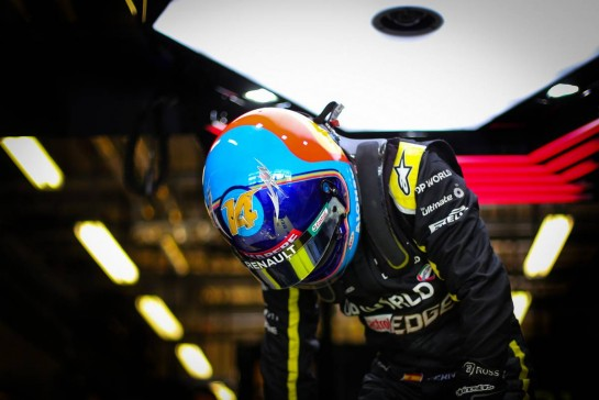 Fernando Alonso (ESP) Renault F1 Team. 15.12.2020. Formula 1 Testing, Yas Marina Circuit, Abu Dhabi, Tuesday. - www.xpbimages.com, EMail: requests@xpbimages.com © Copyright: Charniaux / XPB Images