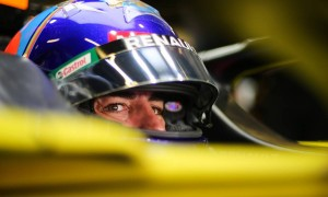 Alonso: Day onboard R.S.20 'ignited competitive spirit'