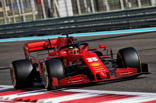 Robert Shwartzman (RUS) Ferrari SF1000 Test Driver. 15.12.2020. Formula 1 Testing, Yas Marina Circuit, Abu Dhabi, Tuesday. - www.xpbimages.com, EMail: requests@xpbimages.com © Copyright: Batchelor / XPB Images