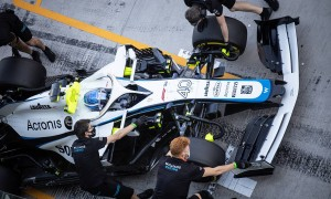 Williams adds FW43B launch date to F1 agenda