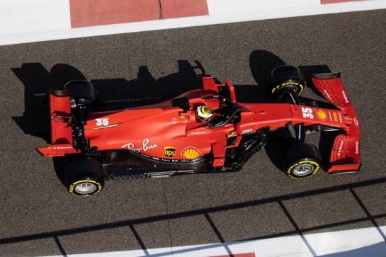 Robert Shwartzman (RUS) Ferrari SF1000 Test Driver. 15.12.2020. Formula 1 Testing, Yas Marina Circuit, Abu Dhabi, Tuesday. - www.xpbimages.com, EMail: requests@xpbimages.com © Copyright: Bearne / XPB Images