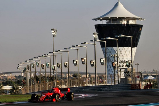 Antonio Fuoco (ITA) Ferrari SF1000 Test Driver. 15.12.2020. Formula 1 Testing, Yas Marina Circuit, Abu Dhabi, Tuesday. - www.xpbimages.com, EMail: requests@xpbimages.com © Copyright: Batchelor / XPB Images