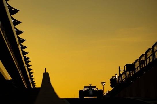 Jack Aitken (GBR) / (KOR) Williams Racing FW43. 15.12.2020. Formula 1 Testing, Yas Marina Circuit, Abu Dhabi, Tuesday. - www.xpbimages.com, EMail: requests@xpbimages.com © Copyright: Bearne / XPB Images