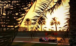 Abu Dhabi Grand Prix Free Practice 2 - Results
