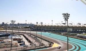 Abu Dhabi Grand Prix Free Practice 1 - Results