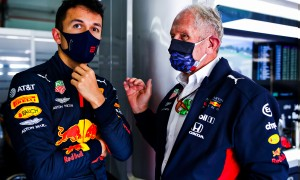 Albon: Marko and Red Bull 'villain roles' a misconception