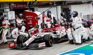 F1i Team Report Card for 2020: Alfa Romeo