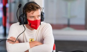 Ferrari hands testing role to Ilott for 2021