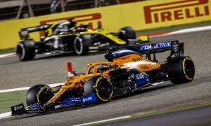 Sainz: McLaren deserves to be 'the underdog' in Abu Dhabi