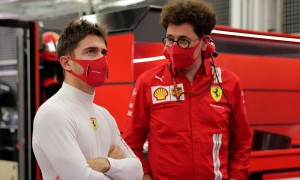 Ferrari: Leclerc developing into 'clear leader' - like Schumacher