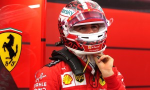 Leclerc 'extremely happy' with season despite shortfall