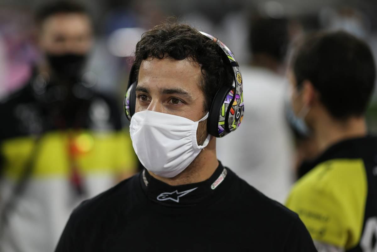 Ricciardo sees Aussie tennis Open issues as 'template' for F1