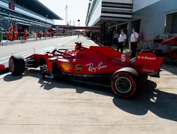 Ferrari working on ground-breaking 2022 engine concept