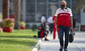 Alfa Romeo will 'go over the books' before extending Ferrari deal