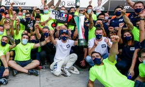 F1i Team Report Card for 2020: AlphaTauri