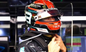 Russell hopes he gave Wolff 'a headache' for 2022