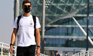Russell still in the dark for Abu Dhabi but not for 2021