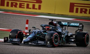 Russell on top for Mercedes in Sakhir GP first practice!