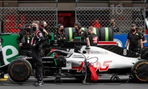Haas delays VF-21 fire-up until Bahrain due to COVID