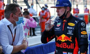 Jos Verstappen: Max would have been just as good in my day