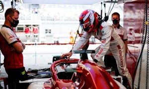Raikkonen: Alfa troubles 'quite clear' even before season started