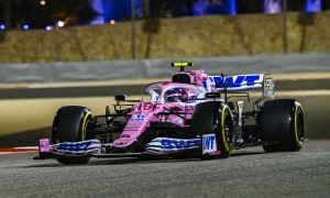 Pit exit error 'cost Stroll chance of victory' in Sakhir