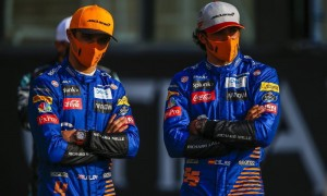 Norris: McLaren P3 helped by 'perfect combination' with Sainz