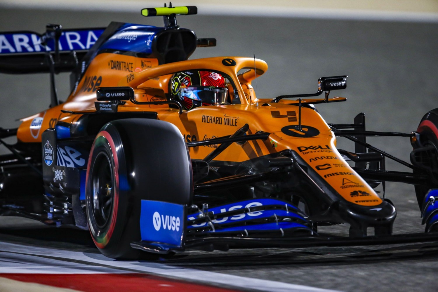 McLaren says 2021 MCL35M 'essentially a new car'